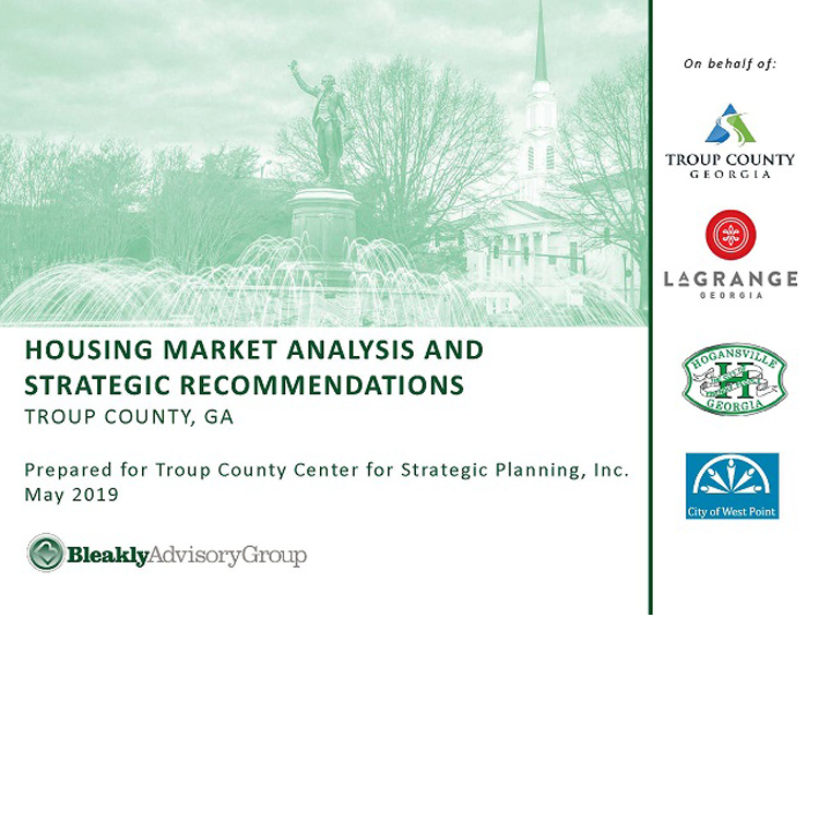 Housing Market Analysis & Recommendations flyer